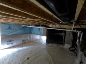 Sealed Crawl Spaces