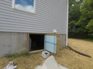 Habitat For Humanity Builder Blitz 2017 Crawlspace