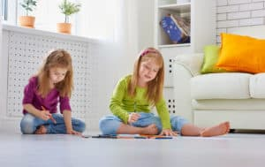 What do children and home energy have in common?