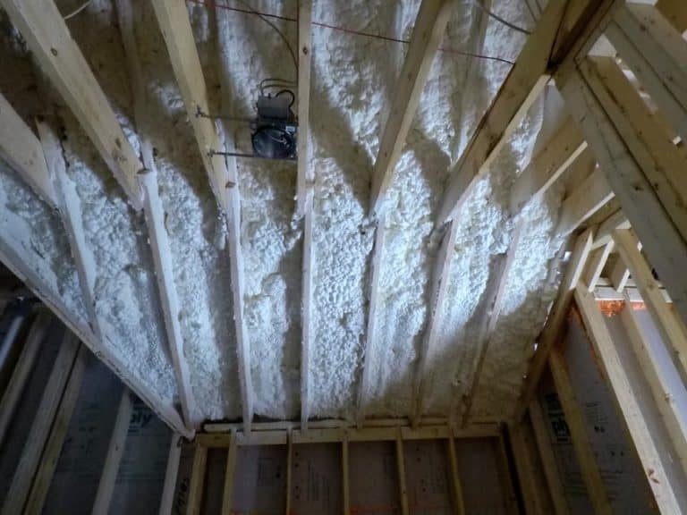 Spray Foam Insulation Services Near Me