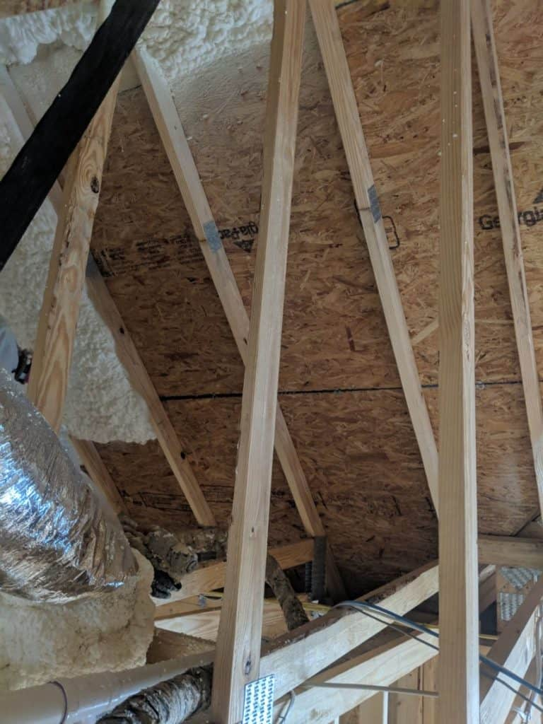 insulation installation raleigh nc