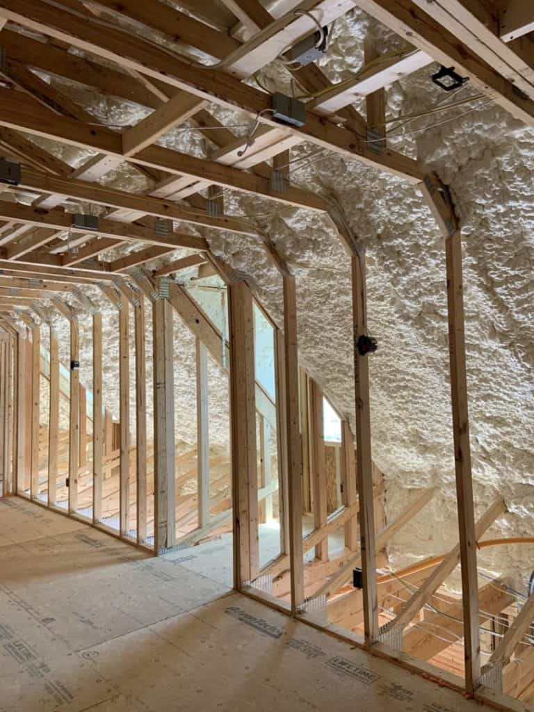 Spray Foam Insulation NC