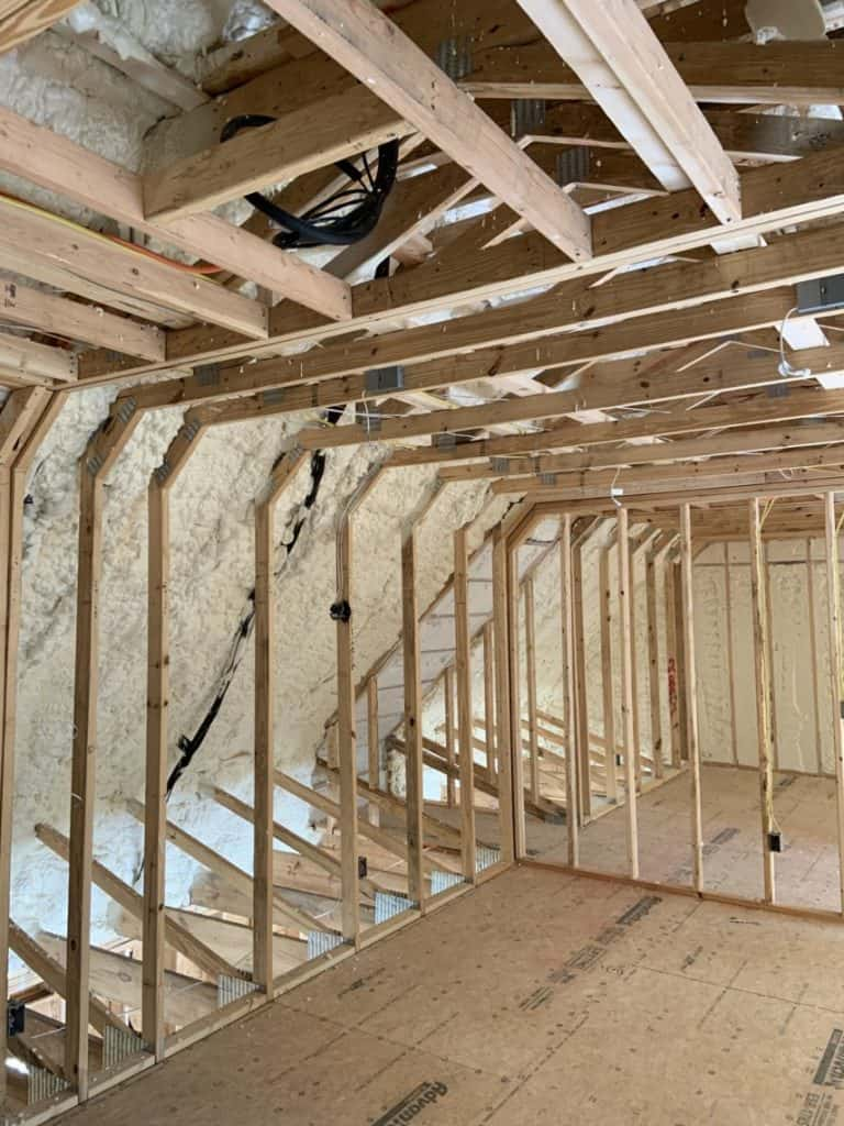Spray Foam Insulation NC Company