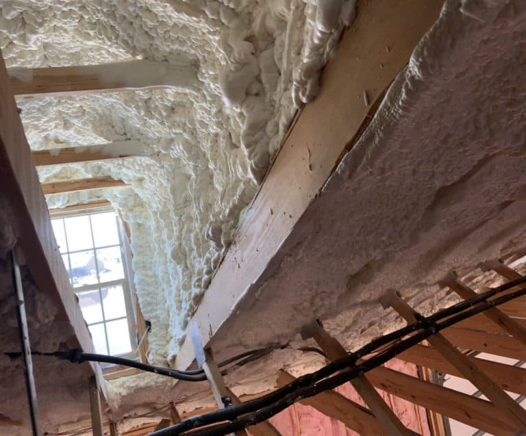 Spray foam insulation companies