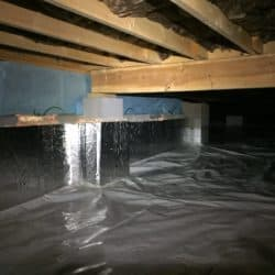 Sealed Crawl Space Services Near Me