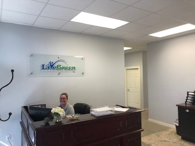 Reception at LiveGreen Spray Foam & Sealed Crawlspace