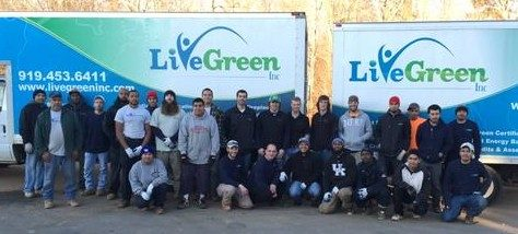 Livegreen Sealed Crawlspace Company